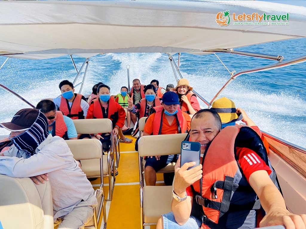 [Chia Sẻ] Kinh Nghiệm đi Tour 4 đảo Nha Trang
