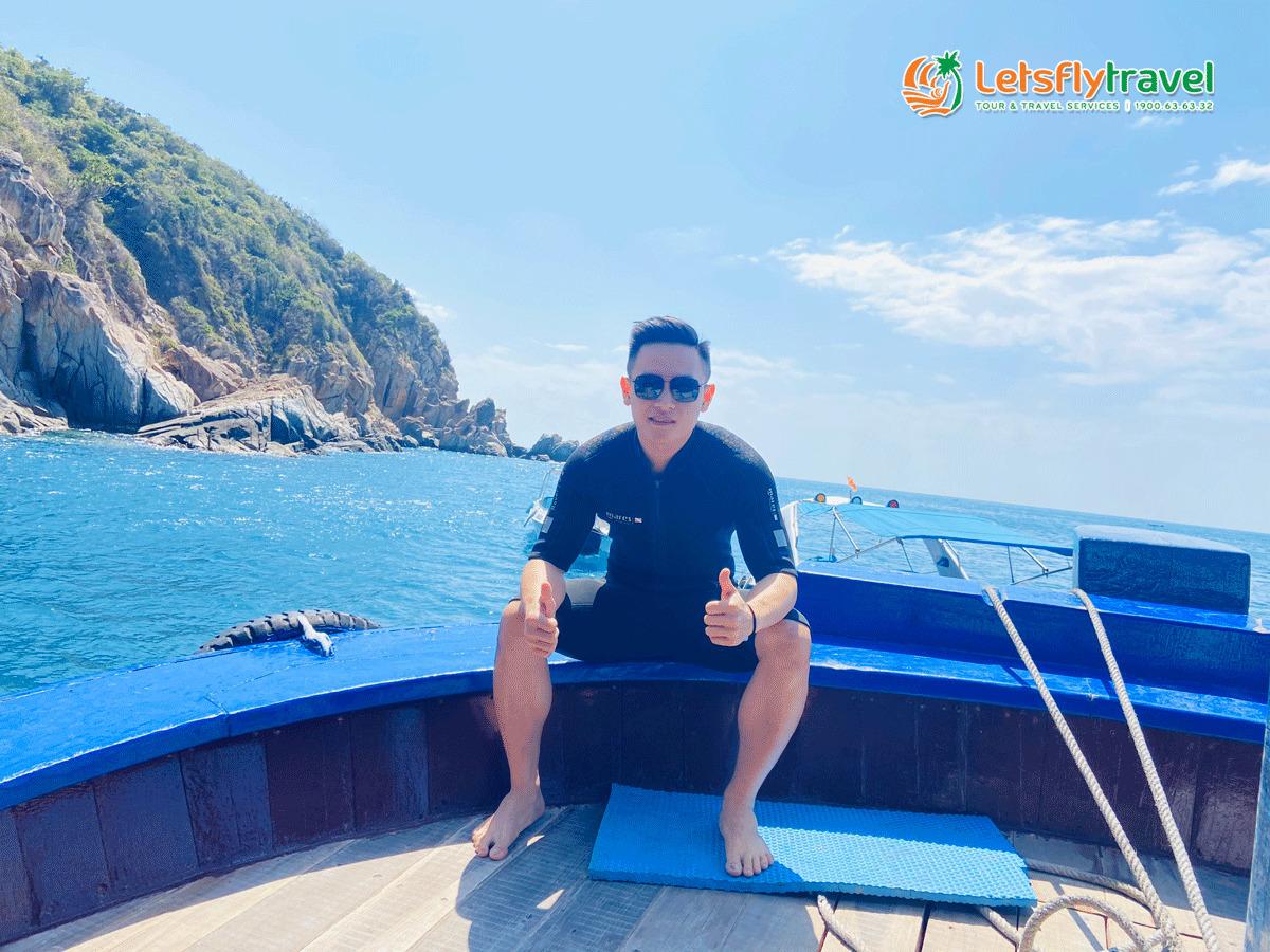 Lặn Biển Nha Trang - Trải Nghiệm Hot Nhất Hè 2021