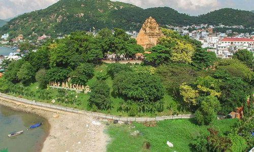 Tháp Bà Ponagar Nha Trang và truyền thuyết