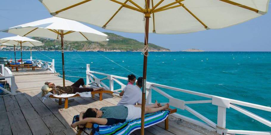 Tour đảo Bình Hưng 1 ngày