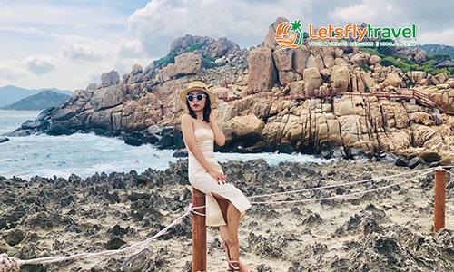 Tour Tanyoli – Hang Rái – Vườn Nho Ninh Thuận 1 Ngày