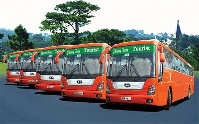 Xe buýt từ Nha Trang đi Bình Ba