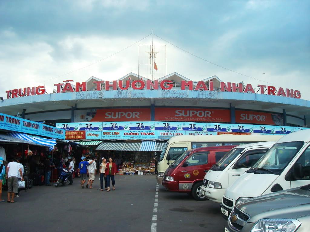 Cổng chợ đầm - Một địa điểm không thể không đến ở Nha Trang