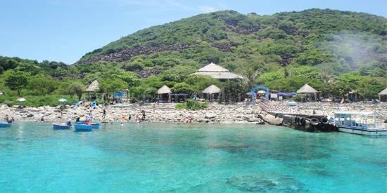 Tour 4 đảo Nha Trang - Let