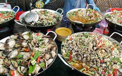 Món ngon dân sành ăn nên thưởng thức khi du lịch Nha Trang