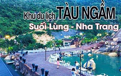 Khu du lịch Tàu Ngầm Nha Trang đáng để in dấu chân một lần