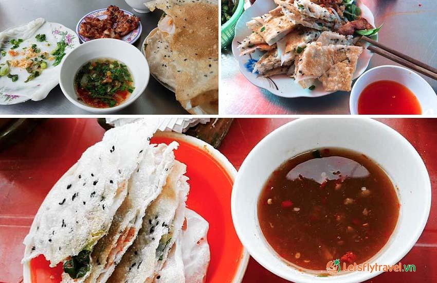 Món ăn vặt Nha Trang