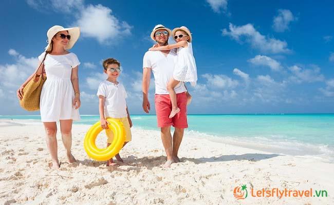 Tắm biển giúp lấy lại năng lượng, phục hồi sức khỏe