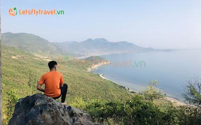 Toàn bộ thông tin đánh giá reviews Vịnh Ninh Vân Ghành Nhảy
