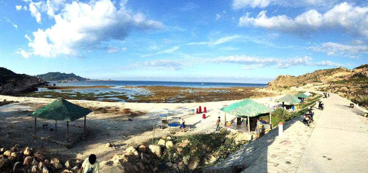 Bãi Chướng - Đảo Bình Ba