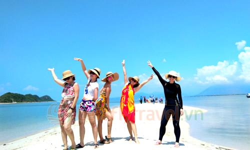Tour Điệp Sơn - Dốc Lết Nha Trang 1 Ngày