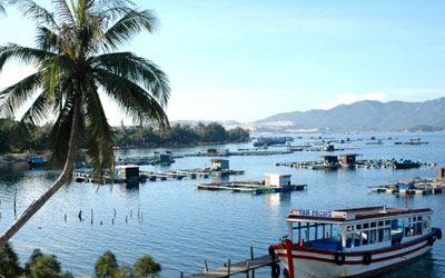 Mọi thông tin về Vịnh Vân Phong