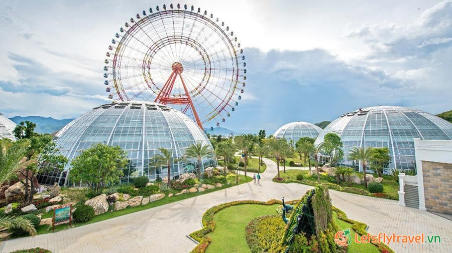 Vé Vinpearl Land Nha Trang 2019