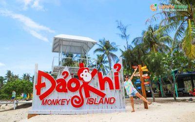 Kinh nghiệm đi đảo khỉ Nha Trang Hot Nhất mùa hè