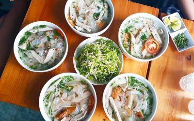 Bún Sứa Nha Trang - Món ăn từ biển cả