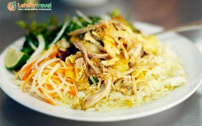 Cơm gà Nha Trang - Ăn mãi không chán