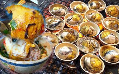 Ăn đêm với món trứng vịt lộn ngon lạ chỉ có ở Nha Trang