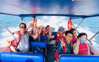 """Kinh Nghiệm """"Xương Máu"""" Khi Đi Tour 3 Đảo Nha Trang"""