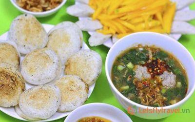Bánh căn Nha Trang - Độc đáo hương vị phố biển