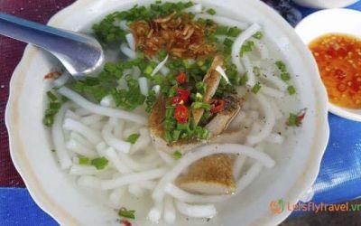 Nóng hổi - Bánh canh Nha Trang