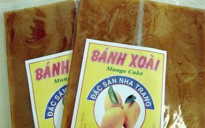 Đổ gục với bánh tráng xoài Nha Trang ngon quên lối về