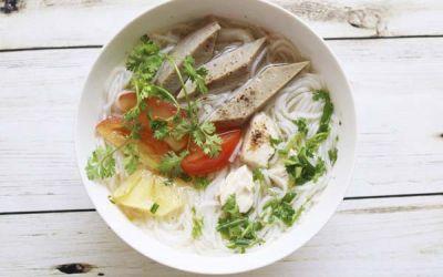 Bún cá Nha Trang - Món ăn không thể thiếu của dân du lịch