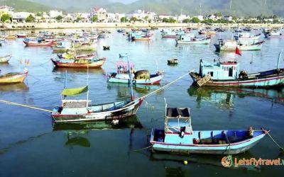 Cảng cá Lương Sơn - Địa điểm mua hải sản tươi giá rẻ tại Nha Trang