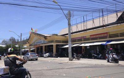 Chợ Vĩnh Hải Nha Trang - Trung tâm thương mại phía Bắc Nha Trang