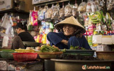 Rong chơi chợ xóm mới Nha Trang quên cả lối về