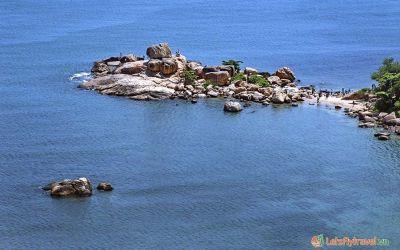 Đảo Bích Đầm Nha Trang bình yên giữa phố biển