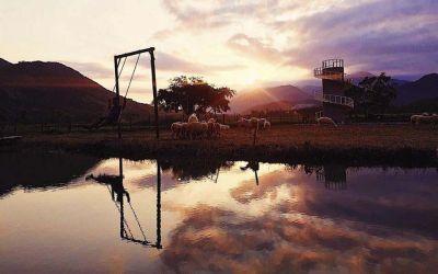 Đồng cừu suối Tiên - check in đẹp như trời Tây ở Nha Trang