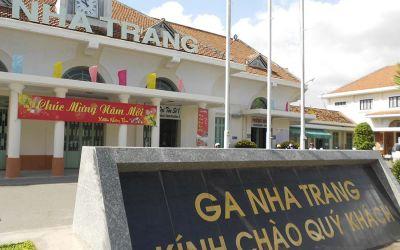 Ga Nha Trang - Số điện thoại, giờ tàu chạy và giá vé tàu