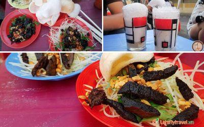 Gỏi bò khô Nha Trang - Món ăn vặt cực ngon