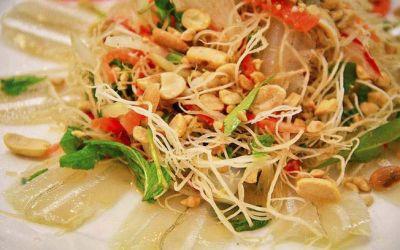 Gỏi cá mai Nha Trang ở đâu ngon?