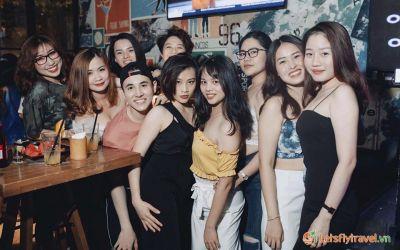Guru Bar Nha Trang quẩy không thấy đường về