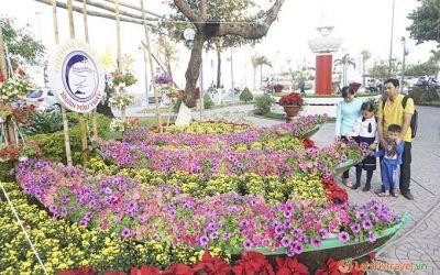 Hội Hoa Xuân 2020 bản sắc văn hóa tại thành phố biển Nha Trang