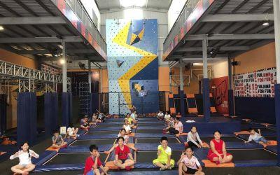Công Viên Bạt Nhún Jump Park Nha Trang