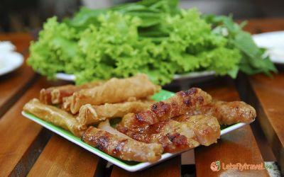 Nem Ninh Hòa ngon nhất Nha Trang