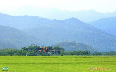 Pháp Viện Thánh Sơn Nha Trang đẹp tựa cõi thiên thai