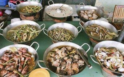 Ốc Nha Trang - 7 địa điểm bán ốc ngon nức lòng thực khách xa gần