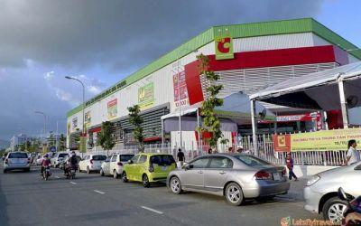 Thả ga mua sắm tại siêu thị Big C Nha Trang