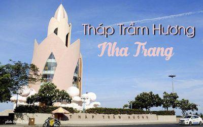 Tháp Trầm Hương Nha Trang - Chốn bình yên giữa lòng thành phố