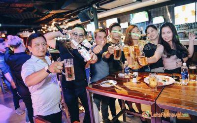 Đến Vuvuzela Beer Club Nha Trang có gì thú vị?