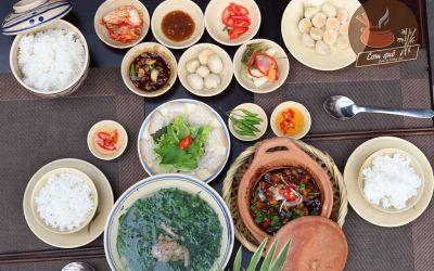 Cơm Quê Nha Trang - Ngon chuẩn cơm mẹ nấu