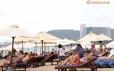 Khách du lịch Nga đến Khánh Hòa vẫn ổn định