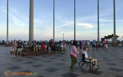 Nhiều thành phố du lịch đã đón khách trở lại
