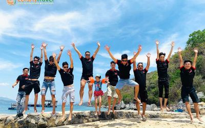 Vịnh San Hô Nha Trang - Địa điểm du lịch biển độc đáo